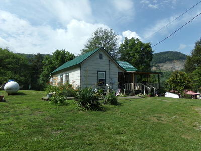 Anderson County, Campbell County, Claiborne County, Grainger County, Union County Single Family Home For Sale: 208 Store Lane