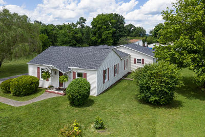 Knoxville Single Family Home For Sale: 309 Taylor Rd