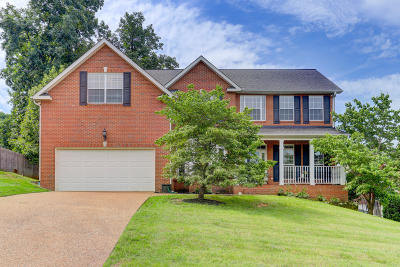 Knoxville Single Family Home For Sale: 1289 Woodsboro Rd