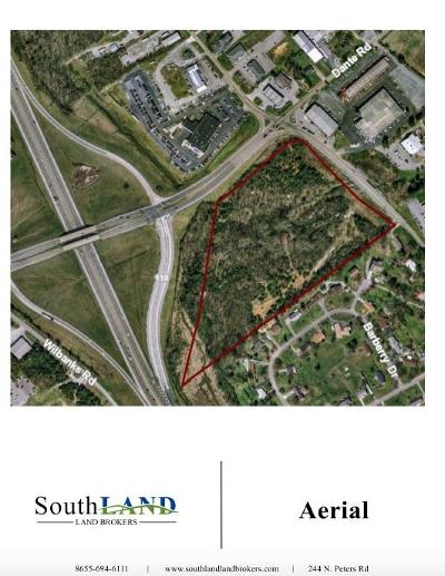 Knox County Residential Lots & Land For Sale: 6701 Central Avenue Pike