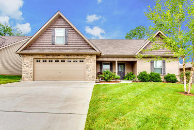 Knoxville Single Family Home For Sale: 5412 Creekhead Cove Lane