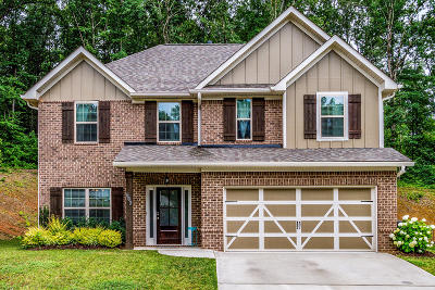 Lenoir City Single Family Home For Sale: 563 Carrington Blvd
