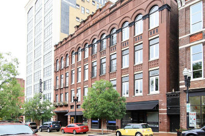 Knoxville Condo/Townhouse For Sale: 122 S Gay St # 205