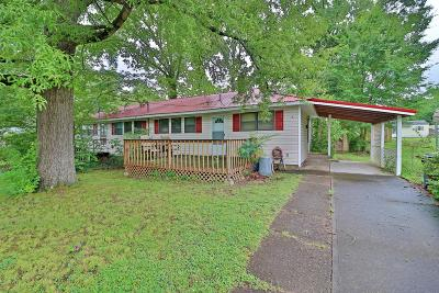 Anderson County Multi Family Home For Sale: 191 N Purdue Ave