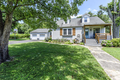 Maryville Single Family Home For Sale: 616 Short St