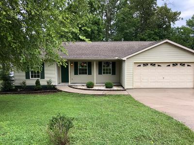 Knoxville Single Family Home For Sale: 6407 Beeler Rd