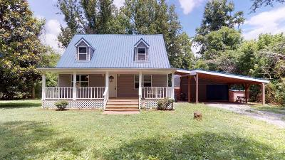 Sweetwater Single Family Home Pending - Continue To Show: 787 Hawkins Road Rd