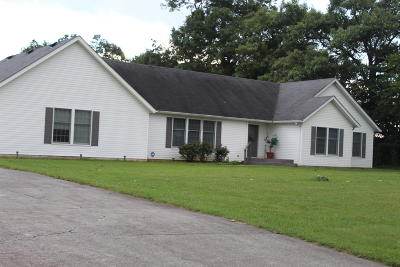 Sweetwater Single Family Home For Sale: 177 County Road 326