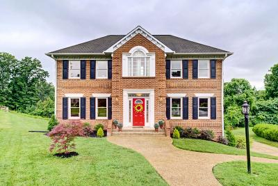 Single Family Home For Sale: 1144 Brentwood Point