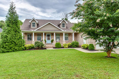 Knoxville Single Family Home For Sale: 3644 Boyd Walters Lane