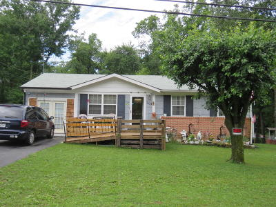 Crossville Single Family Home For Sale: 303 Wayne Ave