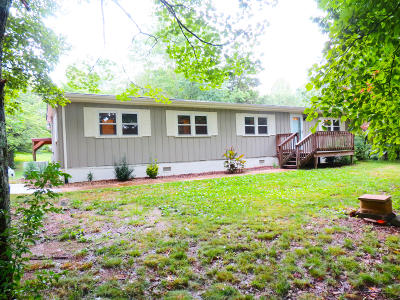 Heiskell Single Family Home For Sale: 1221 Gamble Drive
