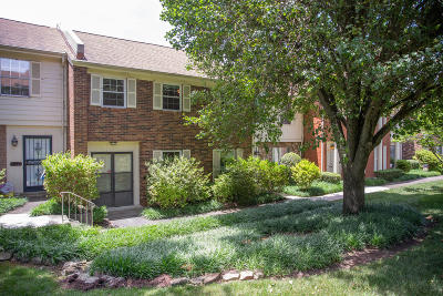 Knoxville Condo/Townhouse For Sale: 7914 Gleason Drive #1045