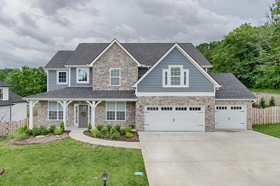 Knoxville Single Family Home For Sale: 9460 Gladiator Lane