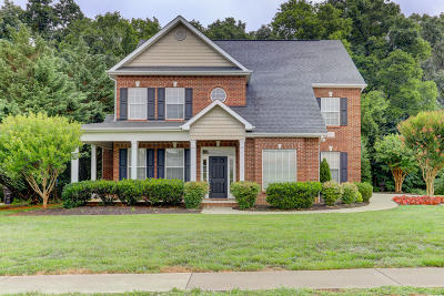 Knoxville Single Family Home For Sale: 500 Rockwell Farm Lane