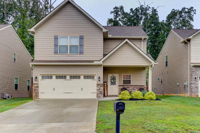 Knoxville Single Family Home For Sale: 12129 Woodhollow Lane
