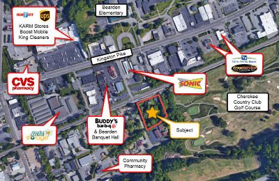 Knox County Commercial For Sale: 204 SW Gore Rd