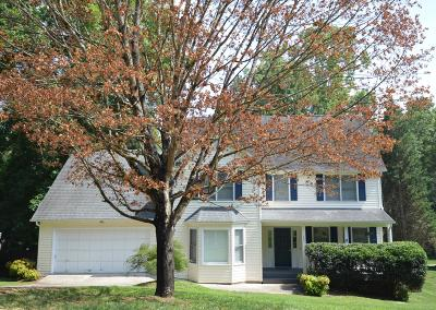 Maryville Single Family Home For Sale: 707 Knights Bridge Rd