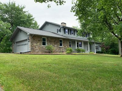 Crossville Single Family Home For Sale: 25 Cloverdale Circle
