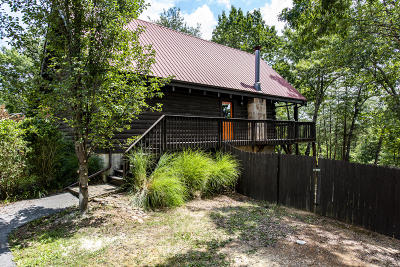 Pigeon Forge Single Family Home For Sale: 713 W Gold Dust Drive