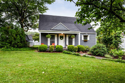Knoxville Single Family Home For Sale: 1912 Woodrow Drive