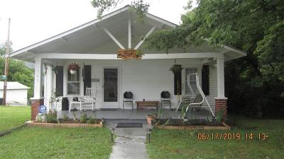 Single Family Home For Sale: 141 N Patton Ave
