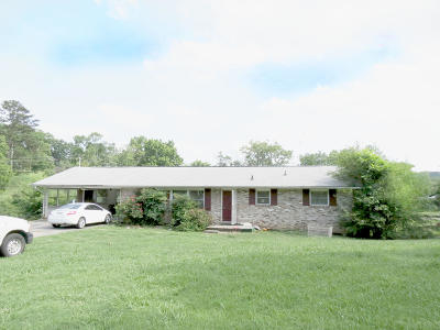 Knoxville Single Family Home For Sale: 5528 Millertown Pike