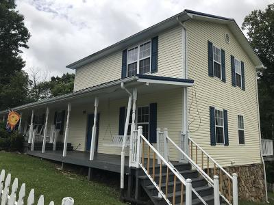 Caryville Single Family Home For Sale: 124 Daugherty Lane