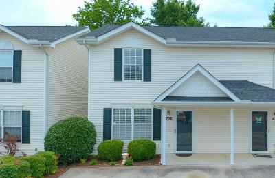 Knoxville Condo/Townhouse For Sale: 4752 Scepter Way