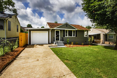 Knoxville Single Family Home For Sale: 3348 Coffman