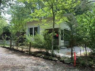 Crossville Single Family Home For Sale: 136 Laurel Point
