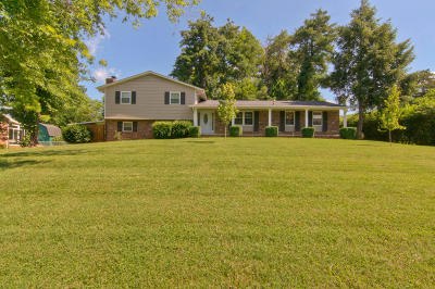 Knoxville Single Family Home For Sale: 9529 Mobile Drive