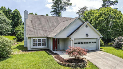 Knoxville Single Family Home For Sale: 8720 Barbee Lane
