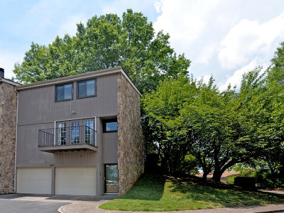 Knoxville Condo/Townhouse For Sale: 1938 Cherokee Bluff Drive #93
