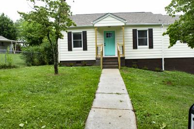 Knoxville Single Family Home For Sale: 1753 Allen Ave
