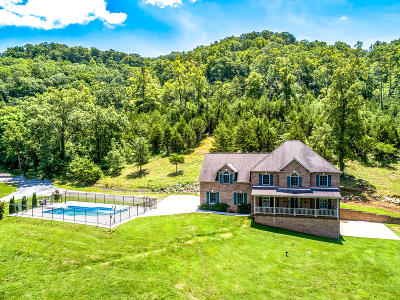 Single Family Home For Sale: 200 E Raccoon Valley Drive