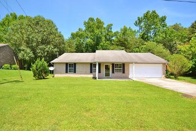 Knoxville Single Family Home For Sale: 7513 Lyle Bend Lane