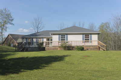 Louisville Single Family Home For Sale: 4418 Gravely Hills Rd