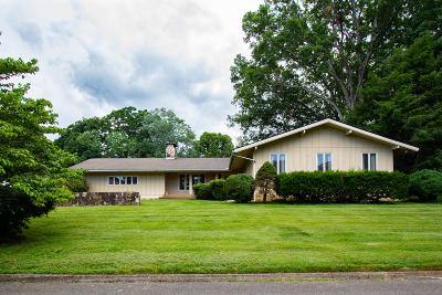 Knoxville Single Family Home For Sale: 209 Baltusrol Rd