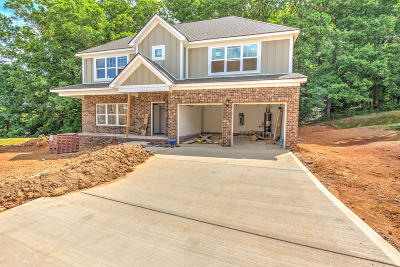 Knoxville Single Family Home For Sale: 10704 Hunters Knoll Lane (Lot 232)