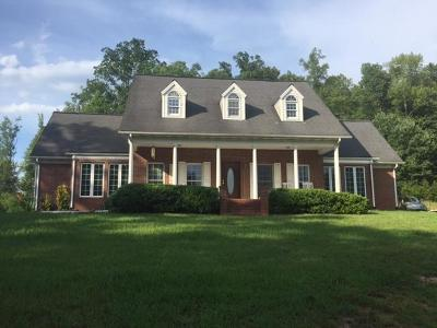 Single Family Home For Sale: 172 Green Forest Rd