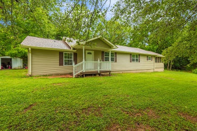 Single Family Home For Sale: 649 Johnson Rd