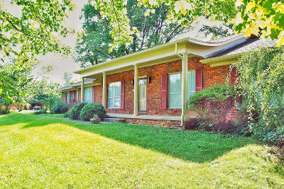 Single Family Home For Sale: 102 Ruskin Circle
