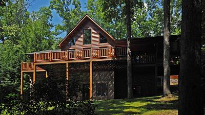 Claiborne County, Cocke County, Grainger County, Greene County, Hamblen County, Hancock County, Hawkins County, Jefferson County, Sevier County, Union County Single Family Home For Sale: 130 Sonshine Ridge Rd