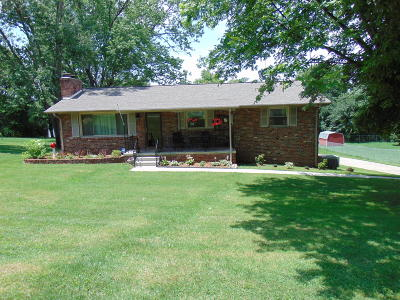 Knoxville Single Family Home For Sale: 705 Barclay Drive
