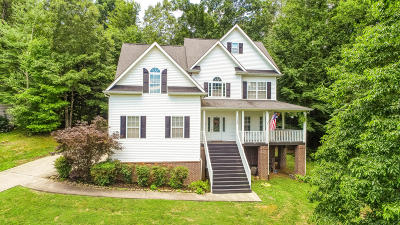 Knoxville Single Family Home For Sale: 7009 Woodington Court