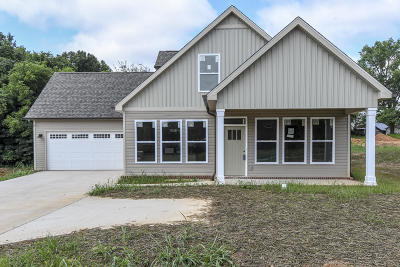 Maryville Single Family Home For Sale: 1933 Farris Rd