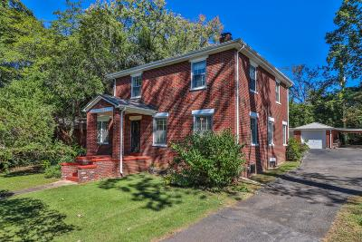 Knoxville Single Family Home For Sale: 2326 N Park Blvd