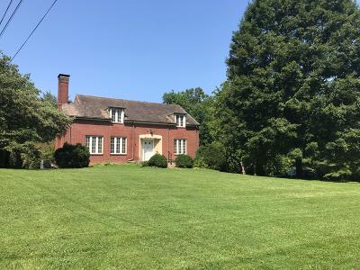 Knoxville Single Family Home For Sale: 203 S Chilhowee Drive