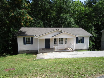 Caryville Single Family Home For Sale: 303 Yoakum Circle